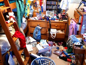 Declutter your life ternary triangle these helpful do it yourself ideas will ease everyone into the back to school season with simple ways to organize your home and lifestyle before the solutioingenieria Image collections